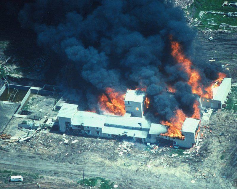 1993 Waco Standoff