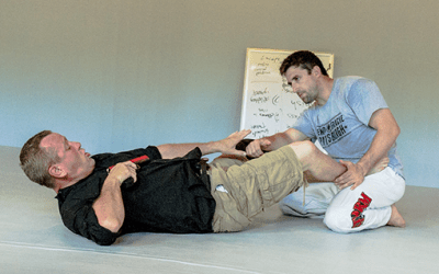 Cecil Burch on BJJ and Street Fighting, when there are guns and knives and ninjas and sh*t