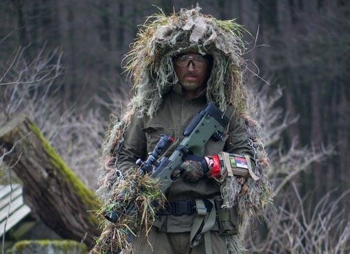 airsoft larp tactical fantasy super hero