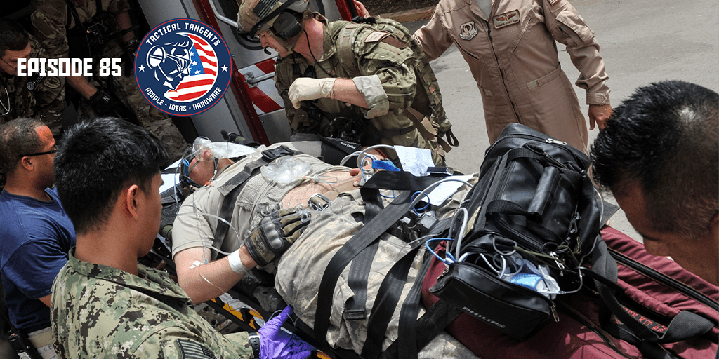 """""""Bright Lights and Cold Steel:"""" An Intro to Tactical Combat Casualty Care and Pre Hospital Trauma Medicine"""